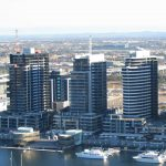 New Quay apartment buildings, Docklands